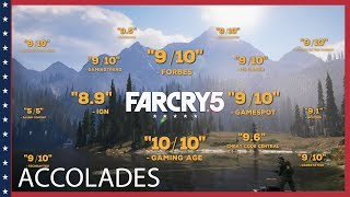 Far Cry 5 - Accolades Trailer