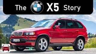 The BMW X5 Story