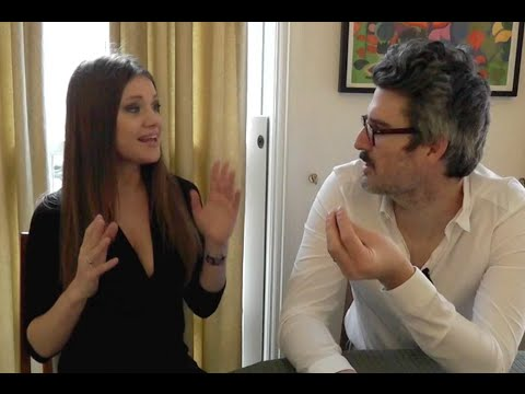 Paul Janka and Kezia Noble discuss PICK UP ARTIST TECHNIQUES
