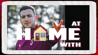 At Home With | Diogo Dalot
