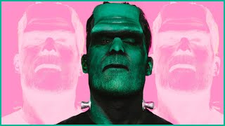 I turned my husband into Frankenstein's monster