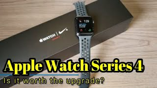 Apple Watch Series 4 - Is it worth the upgrade?