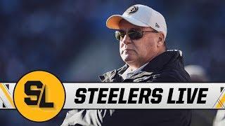 Steelers GM Kevin Colbert provides update on Antonio Brown, Le'Veon Bell | Steelers Live
