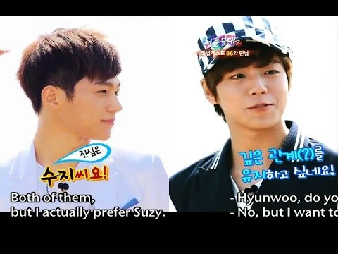 Invincible Youth 2 | 청춘불패 2 - Ep.26: With 6 Amazing Guys! L, Lee Hyunwoo, Andy & more!