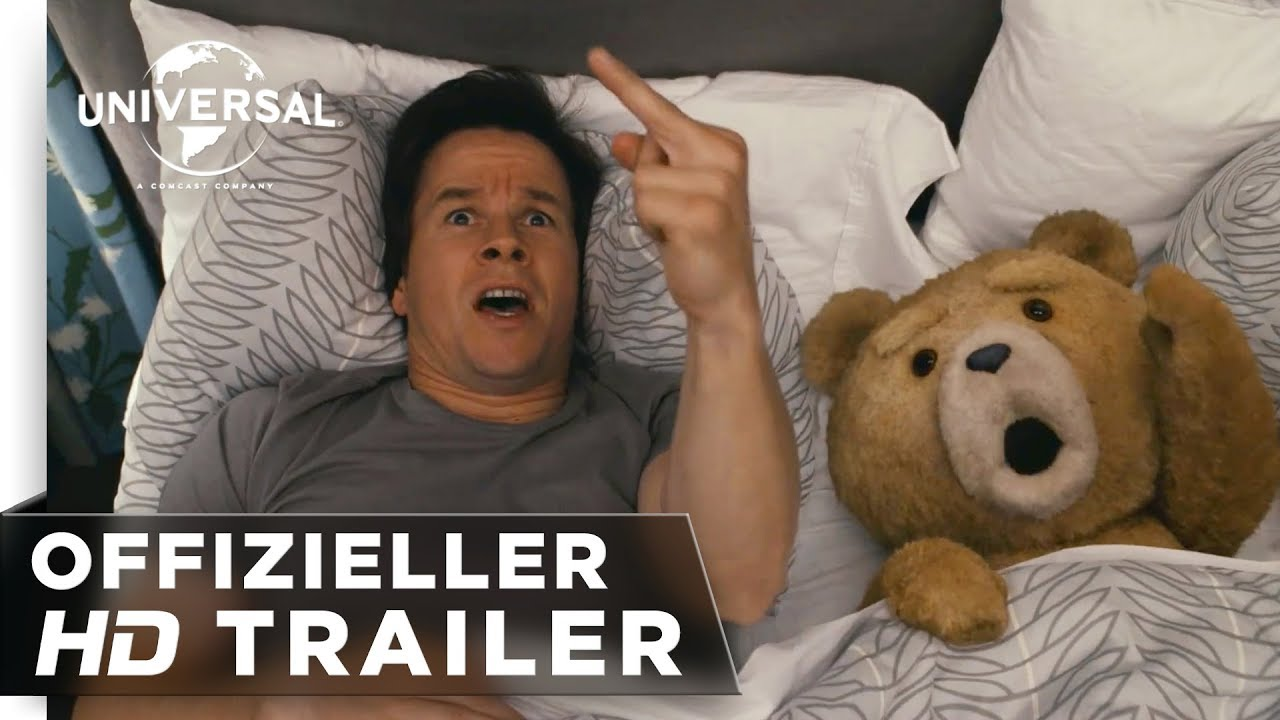 ted ganzer film deutsch