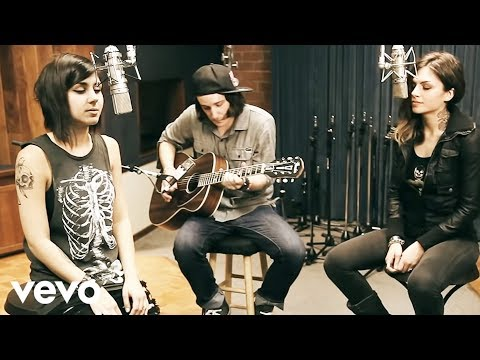 Krewella - Alive (Acoustic Version)