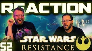 Star Wars Resistance Season 2 - Trailer REACTION!!