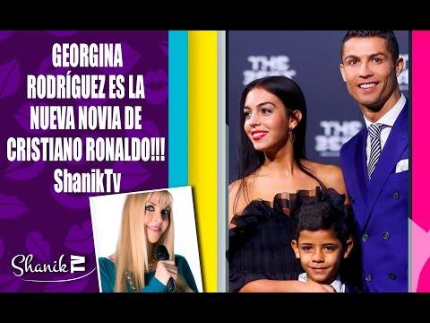 GEORGINA NUEVA NOVIA DE CRISTIANO RONALDO!!! ShanikTv