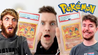 Logan Paul & Mr. Beast's PSA Pokémon Card Returns ($500,000+)