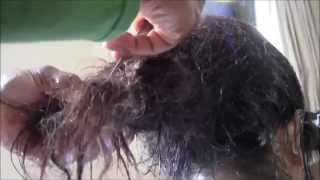 More than 6 months Matted Hair, More than 1 day Detangling