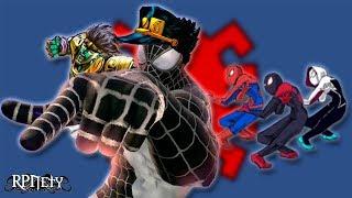 Spider-Verse: Tótems Arácnidos y La Red de la Vida || RPNety