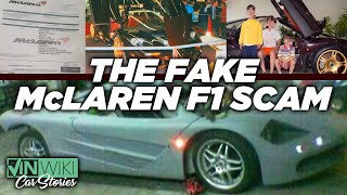 The $2.5 million SCAM for a fake El Chapo McLaren F1