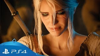 Gwent: The Witcher Card Game | Cinematic Trailer | PS4