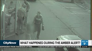 What happened during Tuesday's Amber Alert?