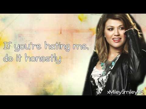 Kelly Clarkson - Honestly (with lyrics)