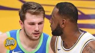 Luka Doncic won't be the next LeBron, but the resemblance is there - Rachel Nichols | The Jump