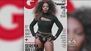 Temple Professor Weighs In After Serena Williams GQ Cover Sparks Controversy