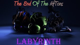 FNAF/SFM  The End Of The Aftons   CG5- Labyrinth