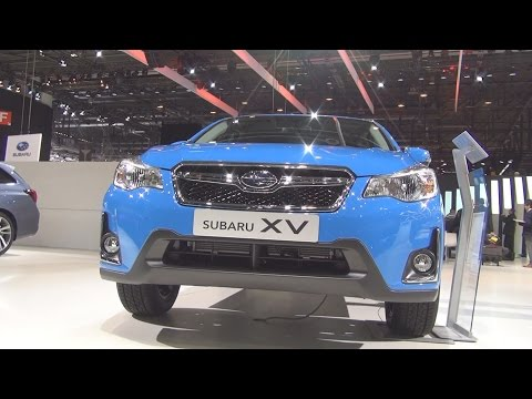 Subaru XV 2.0i AWD Swiss Two (2016) Exterior and Interior in 3D