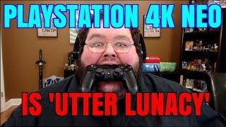 Sony PS 4k Neo is