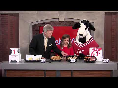 Chick-fil-a Celebrates National Cow Appreciation Day