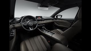 New 2018 Mazda 6 Interior Detail | Car News 24h