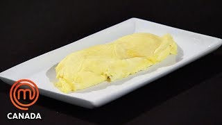 1 Opportunity, 4 Mins & 1 Perfect Omelette | MasterChef Canada | MasterChef World