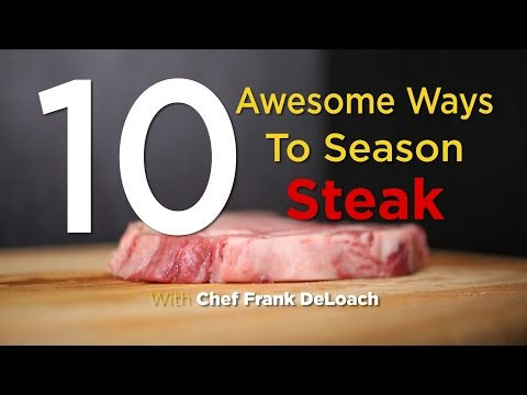 10 различни начини за подготвување на вкусен бифтек