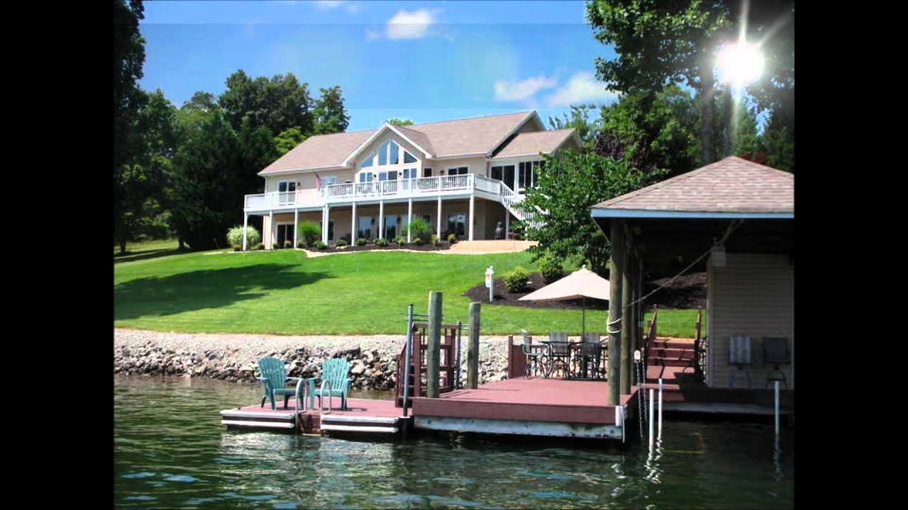Waterfront Homes For Sale At Smith Mountain Lake VA