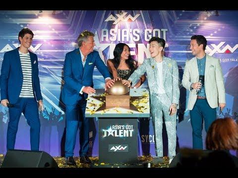 Judges' Reveal Season 2 | Asia's Got Talent 2017