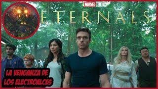 7 Gigantes Revelaciones de la Trama de los ETERNALS – Marvel -