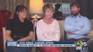 Three jurors talk about difficult decisions in Jodi Arias case