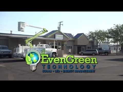 Get Affordable Solar Products in Meridian from EvenGreen Technology