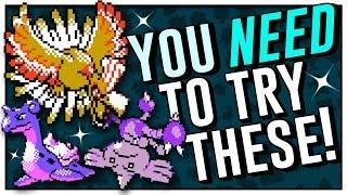 10 Amazing Shiny Hunts for Pokémon Gold/Silver! (GEN 2)