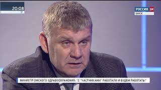 Актуальное интервью Андрей Стороженко