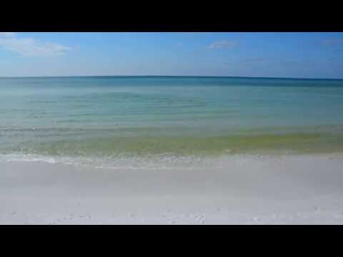 Relaxing Waves and Ocean Sounds at Sandestin Golf and Beach Resort