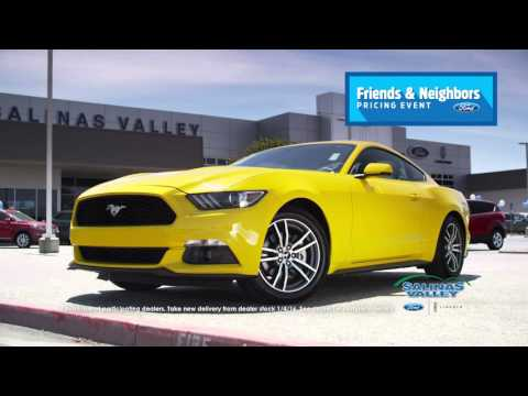 Salinas Valley Ford - Friends and Neighbors Price Event