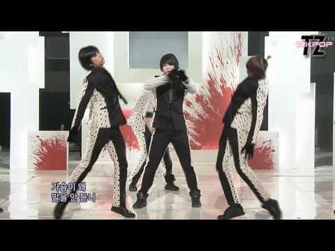 2PM(투피엠) - HEARTBEAT 하트비트 Stage Mix~~!!