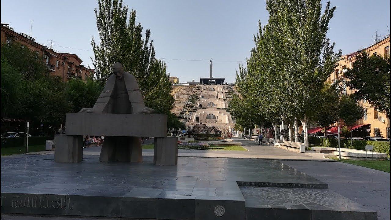 Картинки по запросу Армения #1. Прилёт и первая прогулка до Каскада