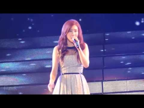 2014.04.20 Best of Best in Nanjing - Zhang Liyin - Set Me Free Fancam