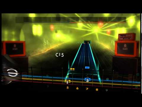 Megadeth - I Thought I Knew It All - Rocksmith 2014 CDLC - Chart Demo