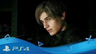 Resident evil 2 :  bande-annonce