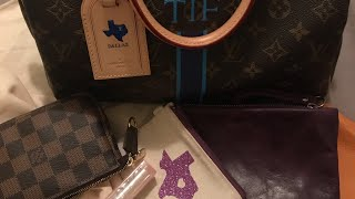 HOW TO TRAVEL WITH BAGS | LOUIS VUITTON