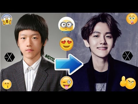 EXO(엑소) Full Evolution (Pre-Debut - 2017)