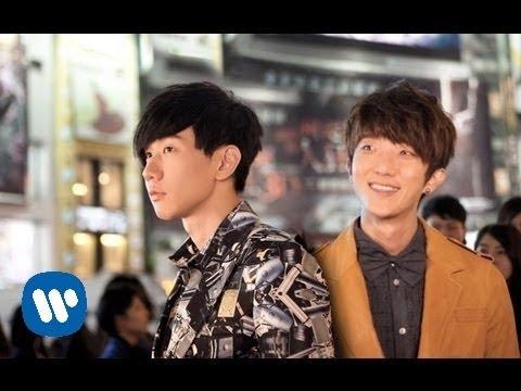 林俊傑 JJ Lin - 友人說 Somebody (華納official 高畫質HD官方完整版MV)