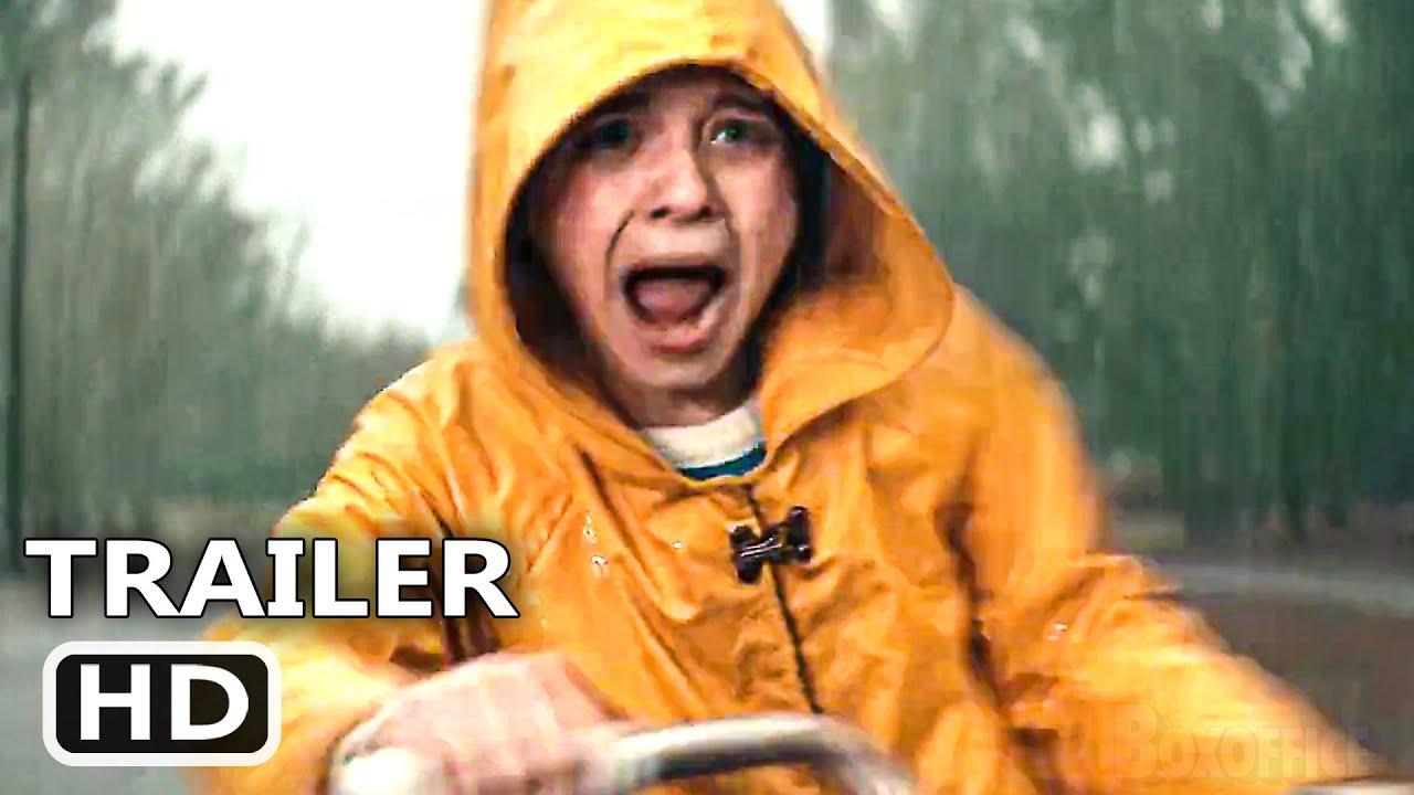 THE BLACK PHONE Trailer (2022) Ethan Hawke, Thriller Movie