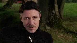 Littlefinger Death Scene - Game of Thrones Season 7 Behind The Scenes