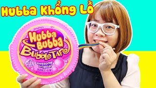 Cách Ăn Vụng Kẹo Hubba Bubba Khổng Lồ Của Cô Giáo Bá Cháy   Lớp Học Bá Đạo