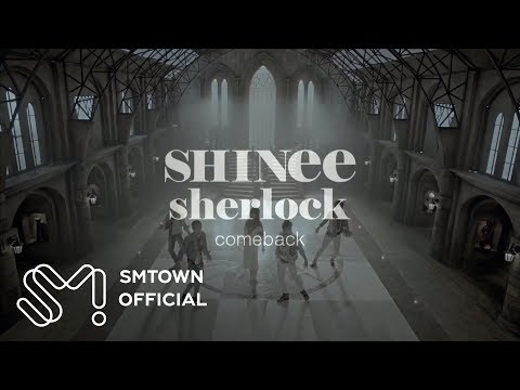 SHINee 샤이니_Sherlock•셜록 (Clue + Note)_Music Video Teaser