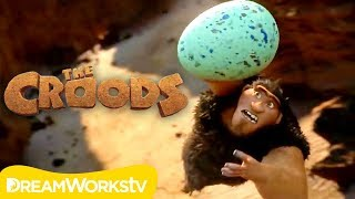 The World's First Big Game  | The Croods